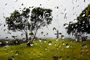 Heavy rain is expected for parts of the North Island this weekend. PHOTO / George Novak