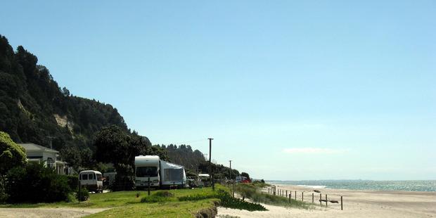 Murphys Holiday Camp in Matata.