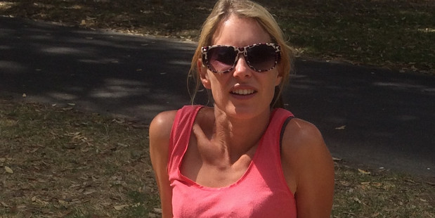 Joanne Pert was on a regular run through Remuera when she was allegedly attacked on Shore Rd. Photo / Supplied