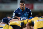 Jerome Kaino's commitment is already leading the way for the Blues. Photo / Jason Oxenham