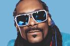 Rap star, Snoop Dogg.