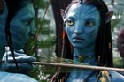 A scene from the 2009 Avatar film.