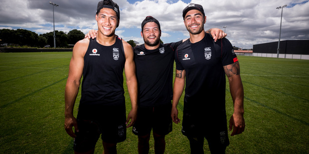 The Warriors and their new recruits will be hoping the Nines sets the tone for 2016. Photo / Dean Purcell