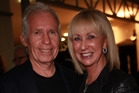 Ross Prendergast and Dallas Prendergrast. Photo / Norrie Montgomery