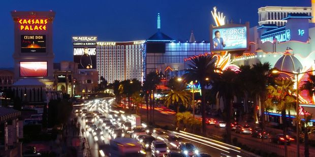 Las Vegas is one of the destinations on offer. Photo / File