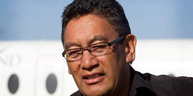 Former MP Hone Harawira has stated some complete falsehoods about Trans Pacific Partnership, Maori and the Treaty of Waitangi. Photo / Christine Cornege