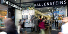 The retailer, which operates the menswear chain Hallensteins and the women's fashion brand Glassons, will publish its full earnings on March 23.