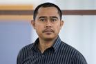 Malaysian diplomat Muhammed Rizalman. Photo / Mark Mitchell