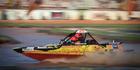View: Sprint showdown an big rush at arena