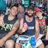 Jetsprint 2016 Word Championships at Baypark Stadium. (l-r) Adam Wallace, Daniel Wilton, and Bradley Wilton 9, Photo/Andrew Warner