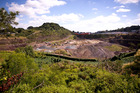 The Three Kings Quarry is going to become a housing development. Photo / Dean Purcell