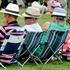 Hats. Gemco Jazz on the Village Green concert series, Havelock North Domain. Photograph: Warren Buckland