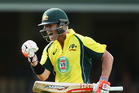 David Warner. Photo / Getty Images