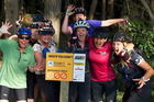 The Revolve Rotorua Crew is organising the Dipper Dash event at the festival. Photo / Alick Saunders