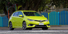 The Toyota Corolla was the top selling passenger model in January. Photo / Supplied