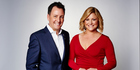 Mike Hosking and Toni Street, hosts of Seven Sharp.