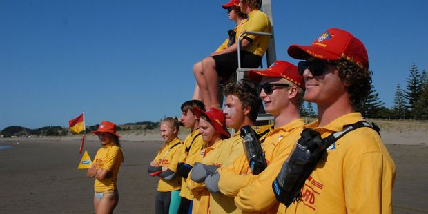 Weekday lifeguard patrols are wrapping up around the country. PHOTO/EMILY NORMAN