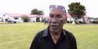 Kingi Taurua: 'Doesn't worry me at all'