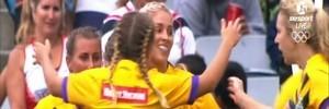 NRL Nines Highlights: Jillaroos 11 Kiwi Ferns 4