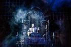 Chris Crowe in Phantom of the Opera. Photo / Michael Craig