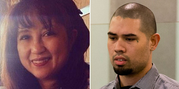 Tony Robertson was convicted of murdering Auckland mother-of-three Blessie Gotingco in May last year. Photo / Supplied and Jason Oxenham