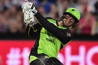 Usman Khawaja showed great form in the Big Bash League. Photo / Getty Images