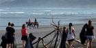 Beach clean-up a win-win