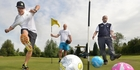 Foot Golf at the Hukanui Golf Club is perfect for aspiring golfers. Photo / NZME.