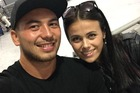 India Chipchase with boyfriend Evaan Reihana, son of former All Black Bruce Reihana. Photo / Facebook
