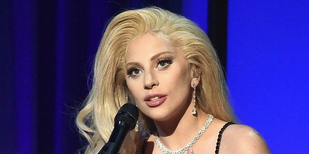 Lady Gaga has been given the honour of singing The Star-Spangled Banner at Sunday's Super Bowl. Photo / Getty