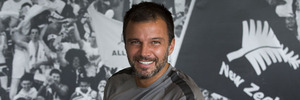 All Whites coach Anthony Hudson. Photo / Brett Phibbs