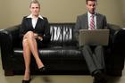 How divorced couples still work together
