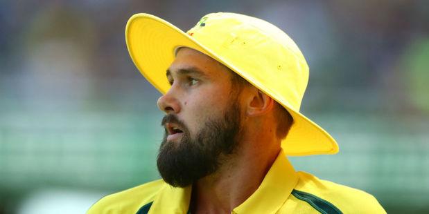 Australian fast bowler Kane Richardson. Photo / Getty