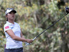 Lydia Ko plays a shot at the Coates Golf Championship. Photo / Getty