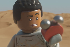 Star Wars gets Lego makeover, and it looks hilarious