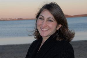 Travel writer Liza Weisstuch.