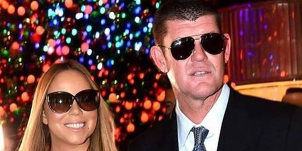 Mariah Carey recently became engaged to marry James Packer. Photo / Instagram