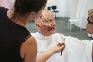 Behind the scenes: Phantom of the Opera