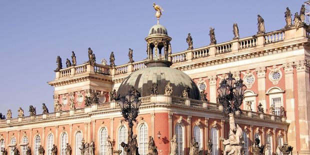 Tourists hoping for a better view of Sanssouci are out of luck. Photo / 123RF