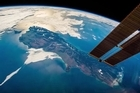 ISS Timelapse - From NZ to sunset