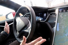 Todd Frankel: What it feels like to drive a Tesla on autopilot