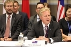 TPP Ministers get formal welcome