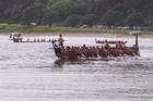 Celebrations at Waitangi