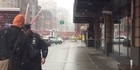 Watch: Witness describes New York crane collapse