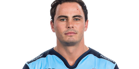 Zac Guildford will return to Super Rugby with the Waratahs this season. Photo / Getty