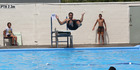 Gallery: Bombing at the Wanganui East Pool