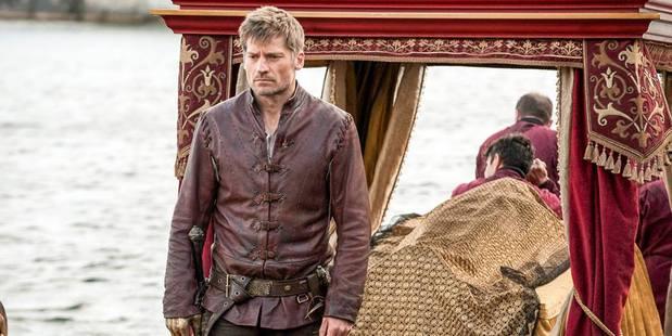 Nikolaj Coster-Waldau as Jaime Lannister. Photo / HBO
