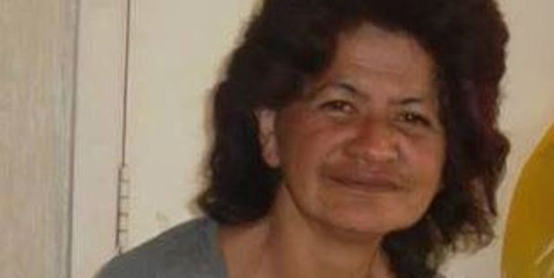 Raewyn Green was found unconscious at an address on Pinfold Ave in Hamilton East on Monday night. Photo / Supplied via Facebook