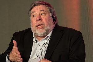 Wozniak makes Silicon Valley Comic Con