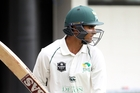 NIGHTWATCHMAN: Navin Patel realises the importance of working on his batting to secure a No 7 or 8 position with CD Stags. PHOTO/Duncan Brown